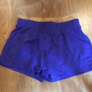 Ladies size m 8-10 da skin shorts like new